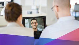 entretien d'embauche virtuel